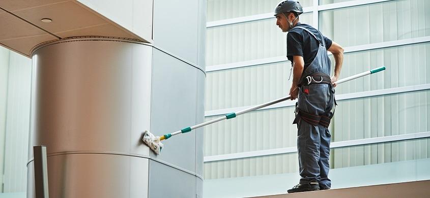 شركات تنظيف المبانى دبى 0563350658