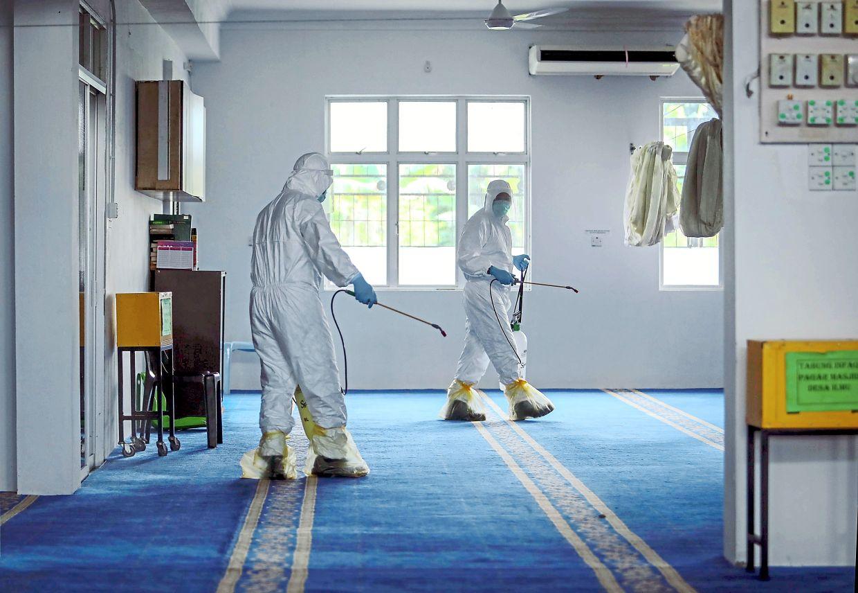 تنظيف مساجد بالفجيرة_تعقيم مساجد الفجيرة